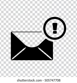 mail notify icon