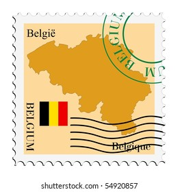 mail to/from Belgium