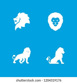 Majestic icon. collection of 4 majestic filled icons such as . editable majestic icons for web and mobile.