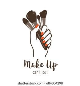 makeup logo images  stock photos   vectors shutterstock hair salon logos you can edit and save hair salon logos sample