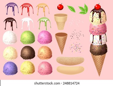 Make Ice cream by your design