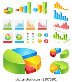 make your reports or presentations more illustrative