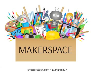 Makerspace - STEAM Education
