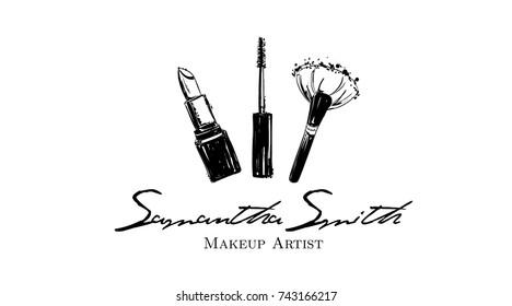 Makeup Artist Banner Images Stock Photos Vectors Shutterstock