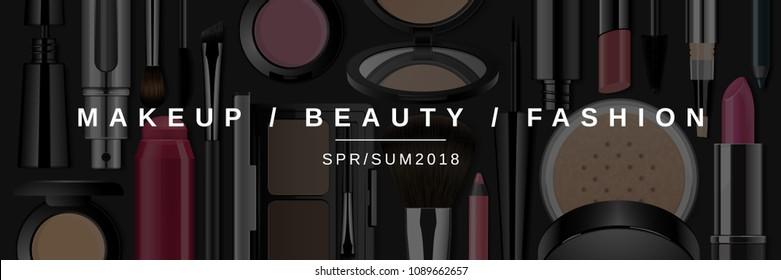 Banner Cosmetic Shop Images Stock Photos Vectors Shutterstock