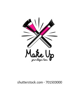 Makeup Beauty Logo