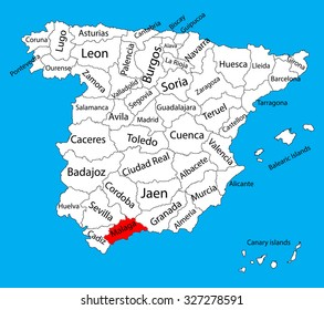 Map Of Spain Tenerife.Tenerife Stock Vectors Images Vector Art Shutterstock