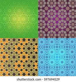 Malay traditional patterns