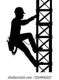 Climbing Tower Images Stock Photos Vectors Shutterstock