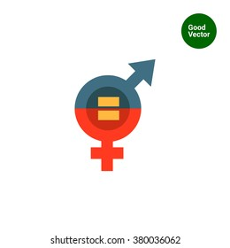 gender equality icon free download png and vector gender equality icon free download