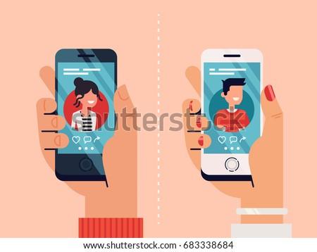 Online dating i LKO