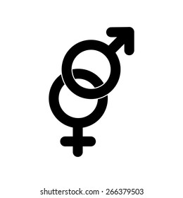 Male and female symbols