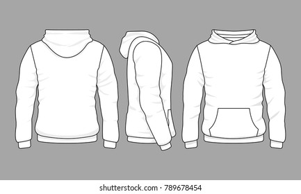 Sweatshirt Template Images, Stock Photos & Vectors ...