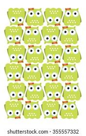 Mama Owl Pattern