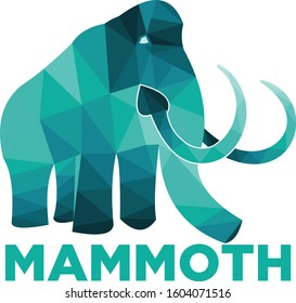 mammoth logo for any bussines