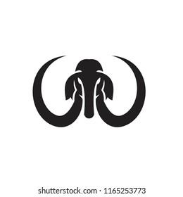 mammoth logo icon designs