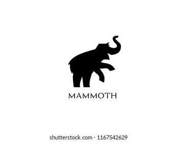 mammoth logo icon designs
