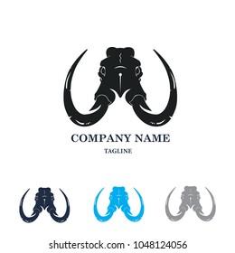 Mammoth Skull Design