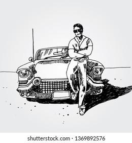 Man With a Car