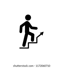Climbing Stairs Images Stock Photos Vectors Shutterstock