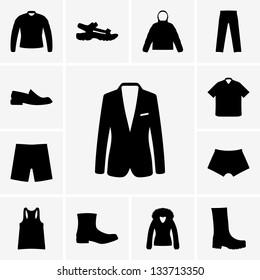 Man clothing