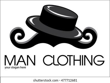 man clothing logo