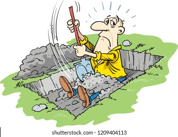 Royalty-Free Grave Digging Stock Images, Photos & Vectors ...