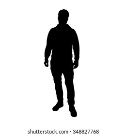 man figure silhouette