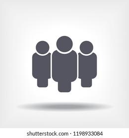 man group vector icon
