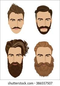 Beard Styles Images, Stock Photos & Vectors | Shutterstock