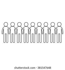 Man icon Illustration design
