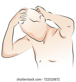 Migraine Stock Vectors, Images & Vector Art | Shutterstock