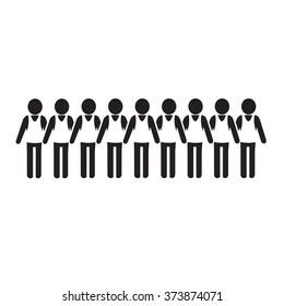 Man People Icon Illustration design