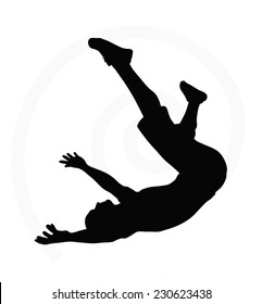 people falling images stock photos  vectors  shutterstock