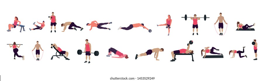 Fitness Man Images, Stock Photos & Vectors | Shutterstock
