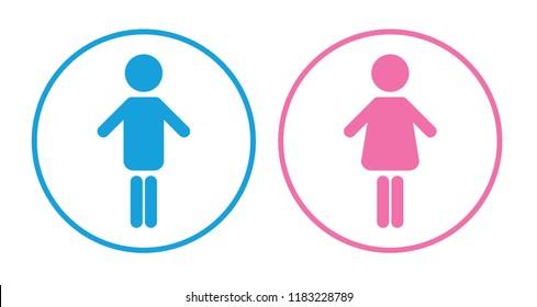 Male Female Symbol Images Stock Photos Vectors Shutterstock