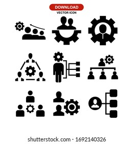 Business Leaders Icons Images Stock Photos Vectors Shutterstock