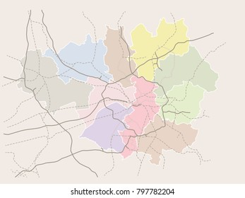Map Of Uk Manchester.Map Manchester Uk Images Stock Photos Vectors Shutterstock