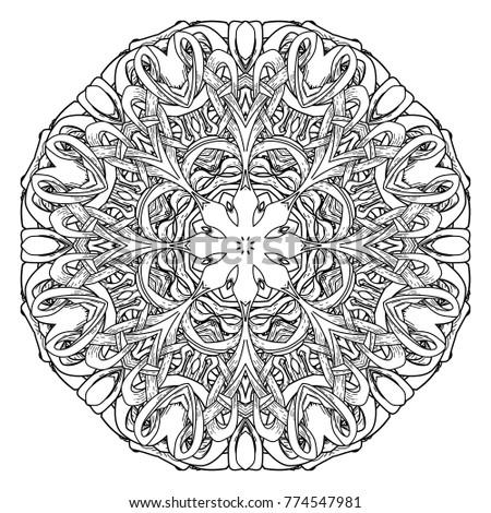 abstract decorative background islam arabic oriental indian ottoman