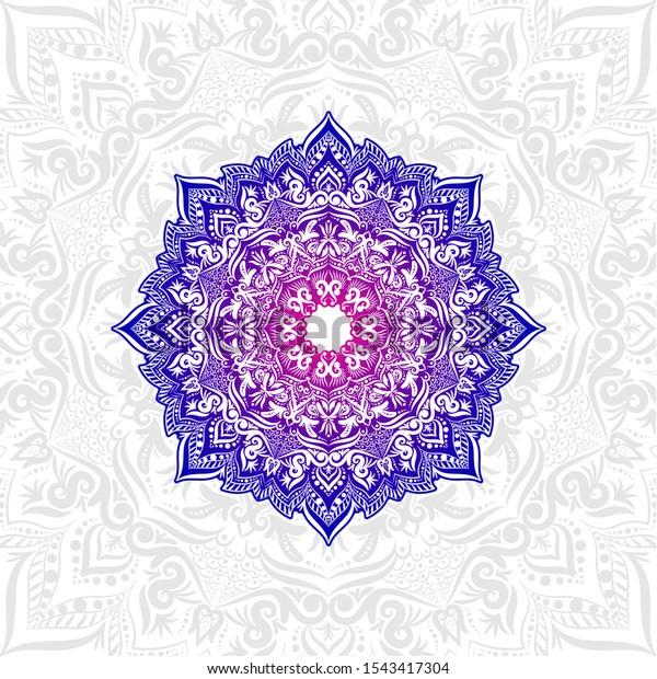 Mandala Design for commercial use.