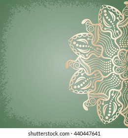 Royalty Free Mehndi Invitation Card Stock Images Photos