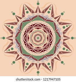 Royalty Free Rose Gold Mandala Images Stock Photos Vectors