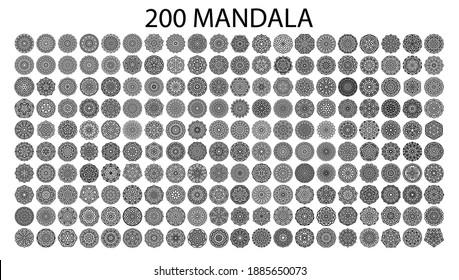 mandala skin collection for tattoo artist model