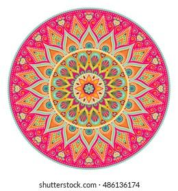 Flower Mandala Images Stock Photos Amp Vectors Shutterstock