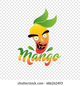 Mango Cartoon Vector