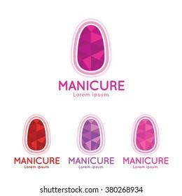 Manicure logo