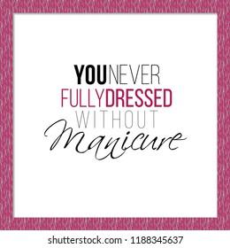 Salon Quotes Images Stock Photos Vectors Shutterstock