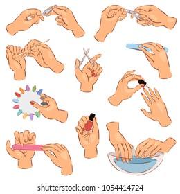 Fingernail Images Stock Photos Vectors