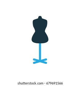 mannequin icon illustration isolated vector sign symbol