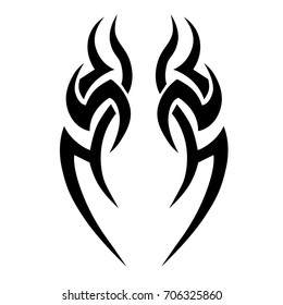maori tattoo art, celtic logo flames, sleeve tribal tattoo,